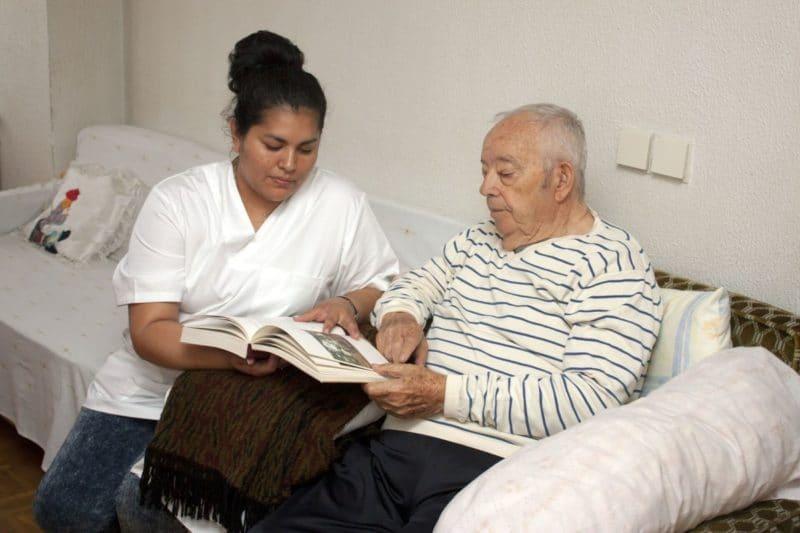 Cuidar al cuidador