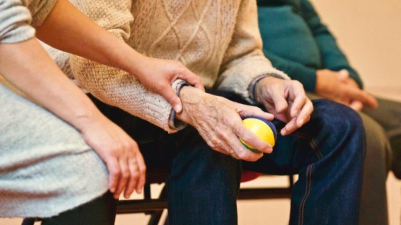 Síndrome del cuidador de una persona dependiente