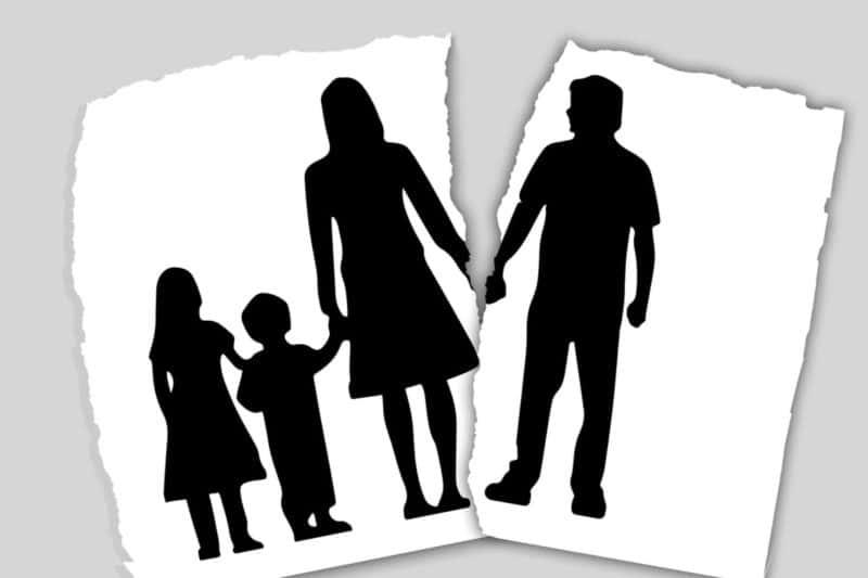Cuando los padres se separan